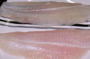 Речная рыба, запеченная в духовке - фото шаг 1