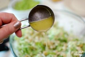 Салат с сельдереем и тунцом - фото шаг 6