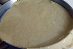 Пирог с зеленью и сыром - фото шаг 4