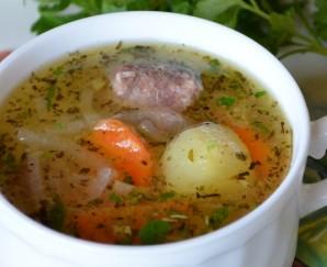 Соус из говядины с картошкой - фото шаг 6