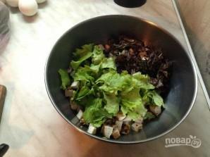 Салат с куриным мясом - фото шаг 2