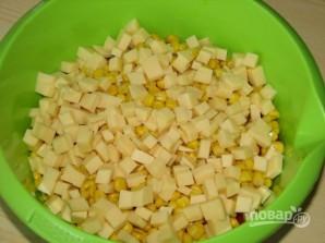 Салат закусочный - фото шаг 4