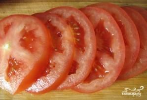 Кабачки в кляре с помидорами - фото шаг 4