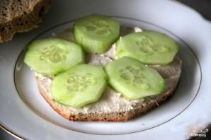 Шведский бутербродный торт - фото шаг 3