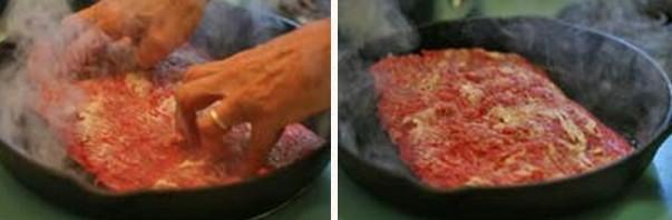 Бифштекс из говядины на сковороде - фото шаг 4