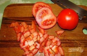 Салат из краснокачанной капусты - фото шаг 3