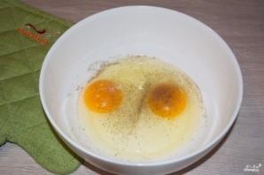 Пирог на сметане с курицей - фото шаг 1
