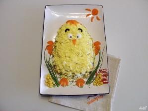 Пасхальный цыпленок - фото шаг 10