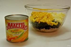 Волованы с салатом из кукурузы и грибов - фото шаг 19