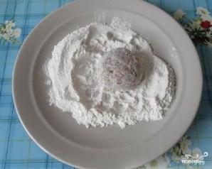 Тефтели с рисом в соусе - фото шаг 9