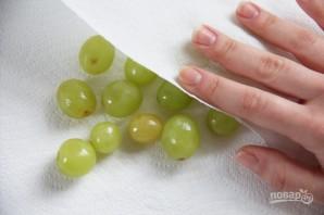 Маринованный виноград - фото шаг 4