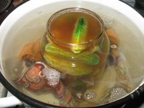 Огурцы с кетчупом на зиму - фото шаг 3