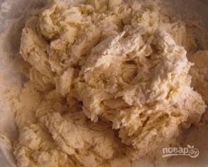 Бездрожжевое тесто для сладкого пирога - фото шаг 7