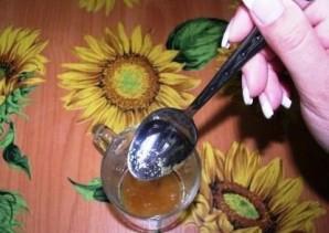 Желе из кефира и желатина - фото шаг 2