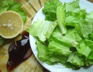 Салат из копченой скумбрии   - фото шаг 5