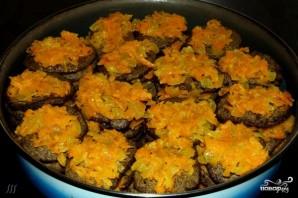 Печеночные оладьи из свиной печени - фото шаг 5