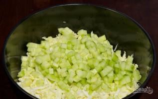 Крабовый салат - фото шаг 2