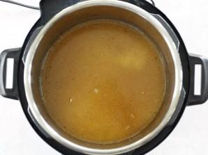 Курица и рис в скороварке - фото шаг 6