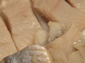 Бешбармак из сельди - фото шаг 1