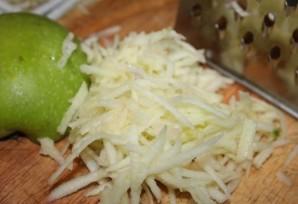 Салат к шашлыку из капусты - фото шаг 3