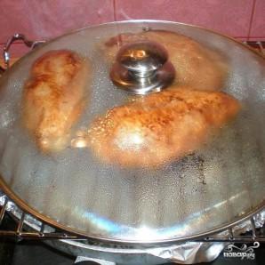 Копченая куриная грудка - фото шаг 6