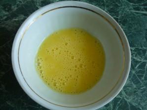 Омлет с рисом - фото шаг 5