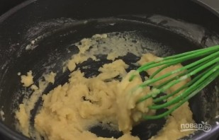 """Фаршированные макароны """"ракушки"""" под соусом """"Бешамель"""" - фото шаг 5"""