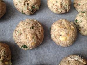 Закусочные булочки с сыром и зеленью - фото шаг 8