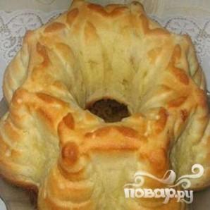 Творожный кекс с изюмом - фото шаг 6
