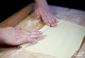 Берлинское печенье из слоеного теста - фото шаг 4