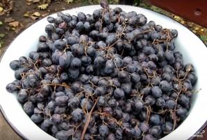 Самогон из винограда в домашних условиях - фото шаг 1