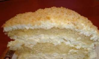 "Торт ""Нарцисс"" - фото шаг 5"