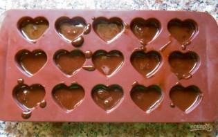 Шоколадные конфеты своими руками - фото шаг 4