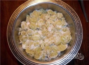 Варенье из белого винограда с косточками - фото шаг 3