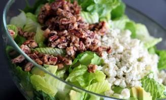 Салат с авокадо и грушей - фото шаг 6
