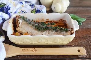 Пеленгас, запеченный в духовке - фото шаг 5