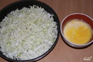 Ленивые пироги с капустой - фото шаг 1