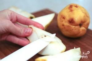 Говядина с грушей - фото шаг 1