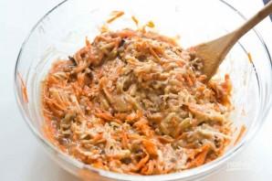 Морковно-яблочные кексы - фото шаг 2