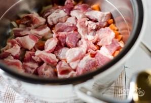 Суп со свежей капустой - фото шаг 2