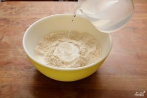 Тортилья кукурузная - фото шаг 1