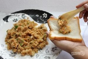 Оригинальная закуска из картофеля - фото шаг 6