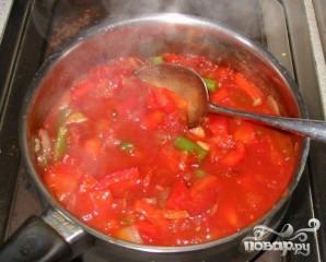 Мясные шарики в томатном соусе - фото шаг 4