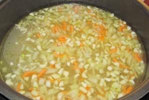 Куриный суп в скороварке-мультиварке - фото шаг 6