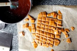 Браунис соленой карамелью - фото шаг 10