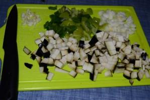 Рагу мясное с рисом и овощами - фото шаг 2