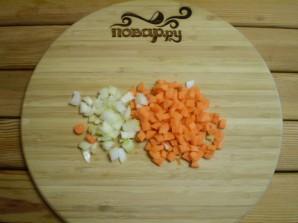 Простой овощной суп - фото шаг 2