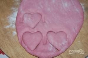 Булочки на День Святого Валентина - фото шаг 6