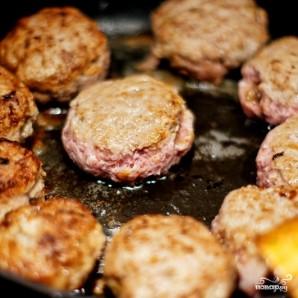 Мясные зразы с грибами - фото шаг 9