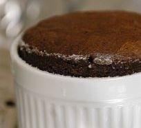 Суфле из черного шоколада - фото шаг 9